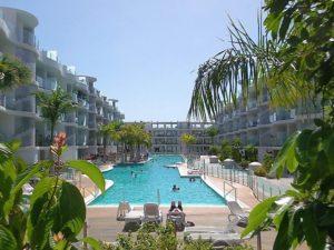 Ferienwohnung Areca Palm Mar mit Pool