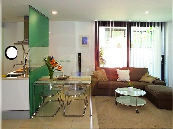 Ferienwohnung Areca Palm Mar mit Pool Wohnbereich 2