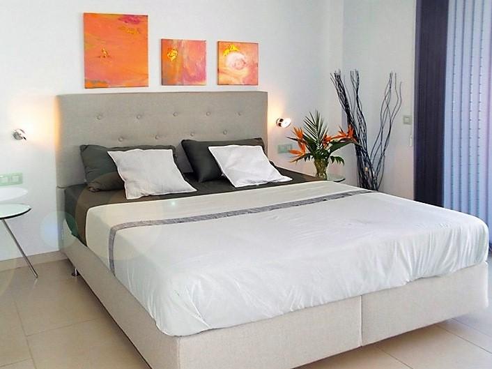 Ferienwohnung Areca Palm Mar mit Pool  Schlafzimmer 1