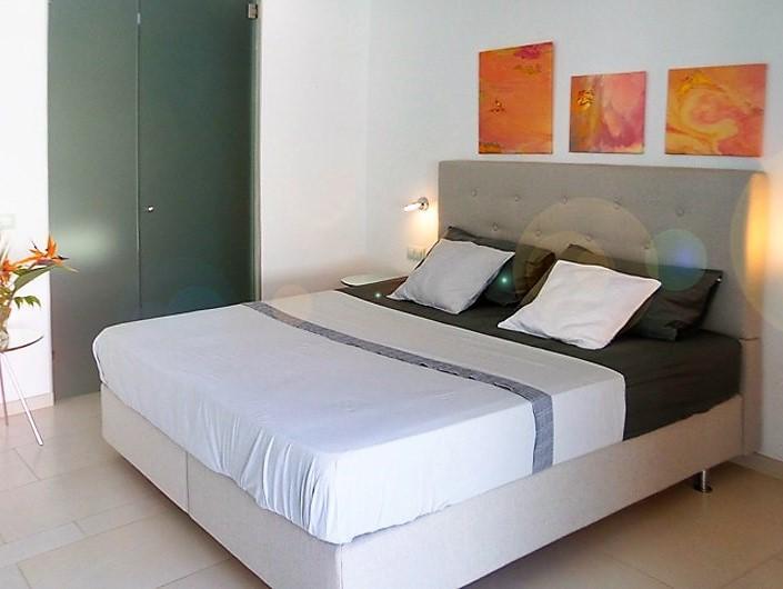 Ferienwohnung Areca Palm Mar mit Pool Schlafzimmer 2