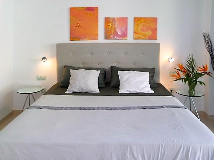 Ferienwohnung Areca Palm Mar mit Pool Schlafzimmer 3
