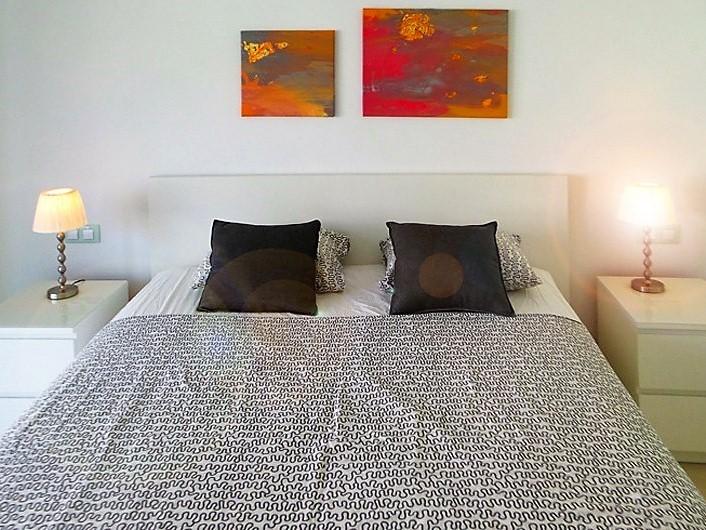 Ferienwohnung Areca Palm Mar mit Pool Schlafzimmer 4