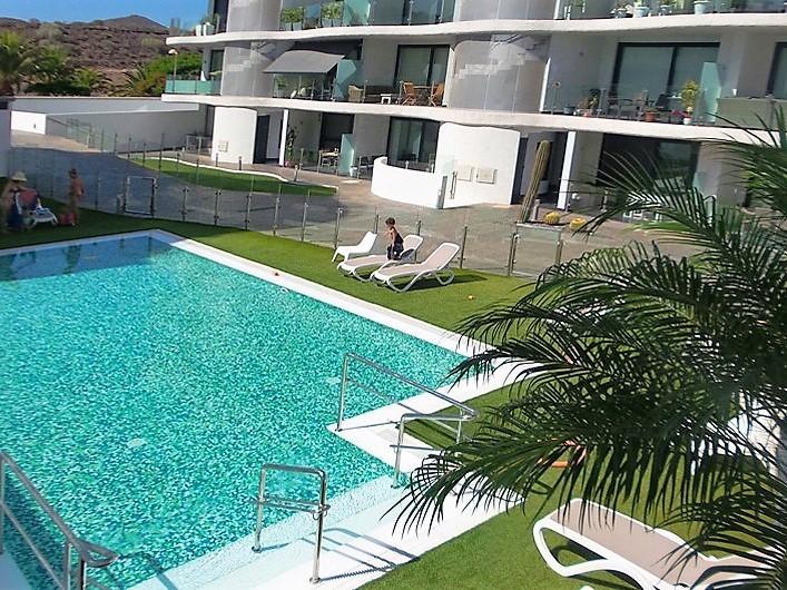 Ferienwohnung Areca Palm Mar mit Pool 4