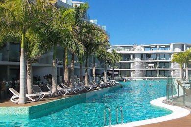 Ferienwohnung Areca Palm Mar mit Pool 5