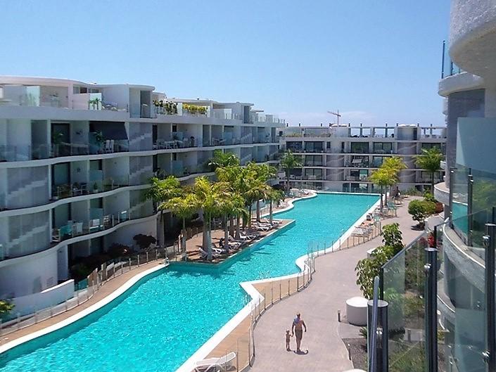 Ferienwohnung Areca Palm Mar mit Pool 6