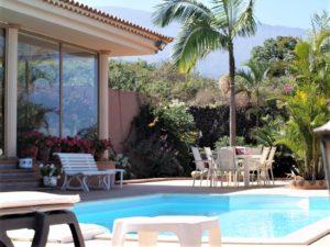 Ferienhäuser und Ferienwohnungen in La Orotava