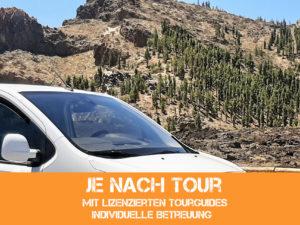 Exklusive Teneriffa Touren
