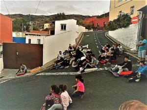 Fiesta de San Andrés –  Das Weinfest