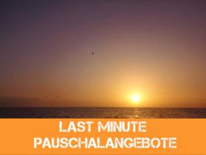 Last Minute Teneriffa