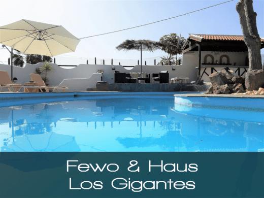Ferienhäuser und Ferienwohnungen Los Gigantes