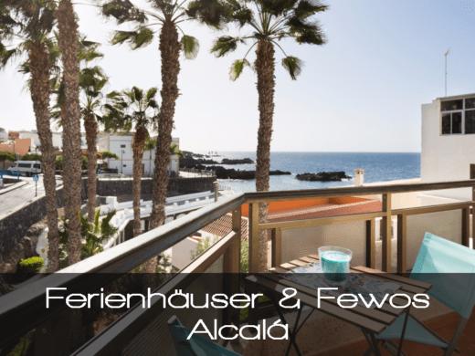 Ferienhäuser und Ferienwohnungen in Alcalá