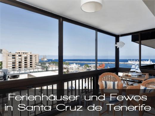 Ferienhaus und Ferienwohnung Santa Cruz de Tenerife